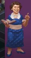 Mrs. Maaargh (Human)