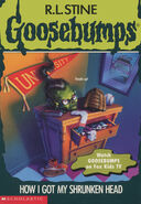 OS 39 How I Got Shrunken Head cover 1stprint