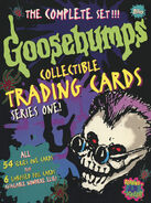 Topps Trading Cards Series 1 Complete Set Box front