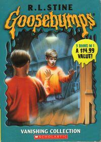 Goosebumps Vanishing Collection
