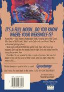 OS 60 Werewolf Skin back cover School Market ed