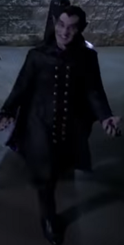 Vampire Haunted Halloween