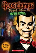 Category:Goosebumps film books