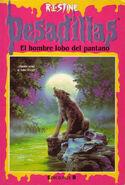 OS 14 Hombre Lobo del Pantano Spanish cover Ediciones B