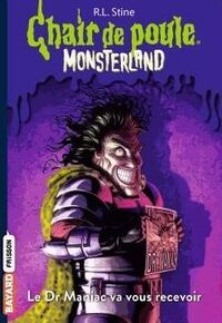 Chair de Poule Monsterland 5
