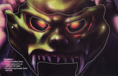 Goosebumps 11 The Haunted Mask free halloween mask