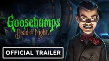 Goosebumps Dead of Night - Official Reveal Trailer