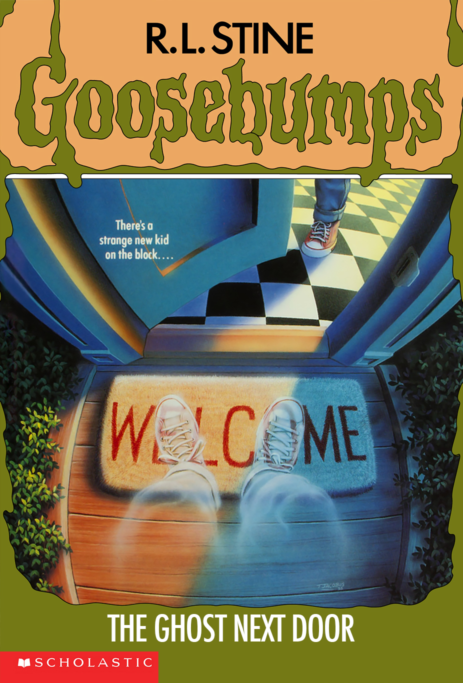 The Ghost Next Door Goosebumps Wiki Fandom Powered By Wikia