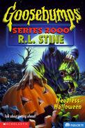 Headless Halloween (cover)