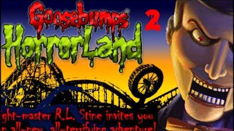Goosebumps 2 will take place in Horrorland!!