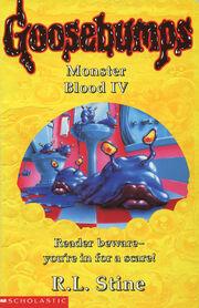 62 Monster Blood IV UK cover