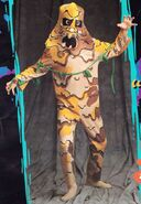 Mud Monster Costume