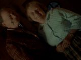 Agatha and Bradford Sadler