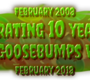 Goosebumps Wiki/Past home page banners