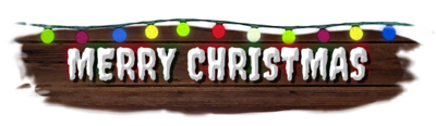 Merry Christmas - Banner