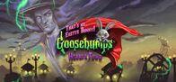 Goosebumps HorrorTown-That's No Easter Bunny Event Loading Screen Art