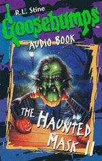 36 Haunted Mask II Audiobook box front