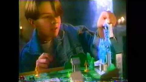 Goosebumps Terror in the Graveyard Board Game Commercial (1996)