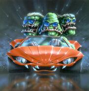 Triple Header 3 - artwork