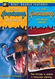 Goosebumps-doublepack-dvd-cryofthecat-saycheeseanddie