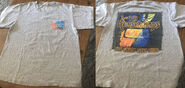 10 Strange new kid Ghost Next Door shirt f+b
