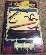21 Go Eat Worms 1996 Student Planner