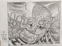 Escape from the Carnival of Horrors - Concept A