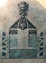 Terror in the Graveyard - artwork 5