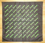 1996 Fan Club Goosebumps bandana