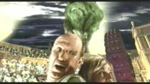 Goosebumps Escape from Horrorland (1996) FMV PC game trailer