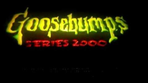 Goosebumps Series 2000 Commercial 2