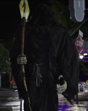 Reaper Haunted Halloween