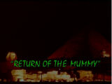 Return of the Mummy/TV episode