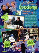 Terrorific Giveaway Contest winner Jack Archer from Fox Kids Mag Winter 1996