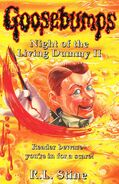 31 Night Living Dummy II UK cover