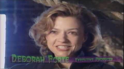 Goosebumps A Night in Terror Tower VHS Promo