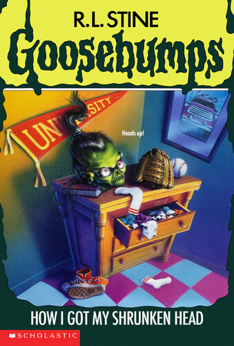 How I Got My Shrunken Head Goosebumps Wiki Fandom