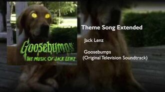 Extended Theme Song - Goosebumps Television Soundtrack