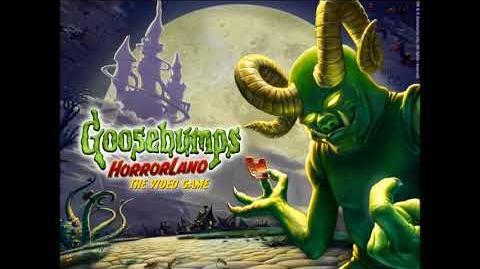 Goosebumps Horrorland OST - Terror Tombs