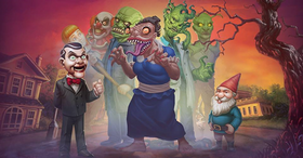 Goosebumps HorrorTown monsters