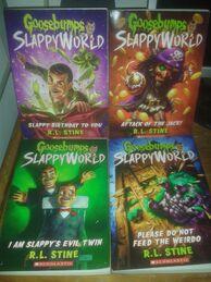 SlappyWorld Murder