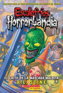 The Scream of the Haunted Mask - Spanish Cover