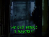 My Best Friend Is Invisible/TV episode
