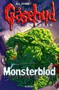Monster Blood - Danish Classic Cover (Ver. 2) - Monsterblod