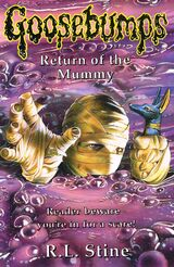 21 (23 US) Return of Mummy UK cover