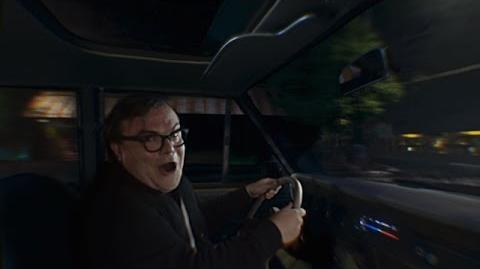 Goosebumps Movie 360 VR Video Jack Black