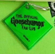 1997 Fan Club Zipper Tag