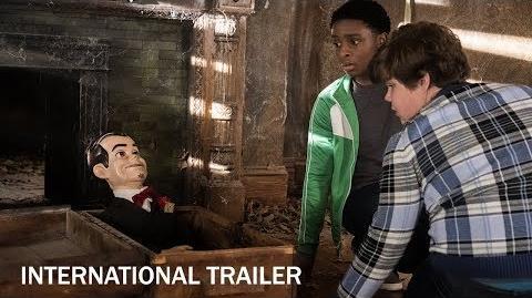 Goosebumps 2 Haunted Halloween - International Trailer - At Cinemas October 19
