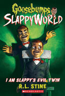 Goosebumps SlappyWorld