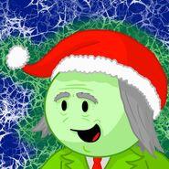 Santa Ghost 2